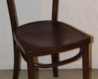 Fischer of Austria Vintage Bentwood Side Chair