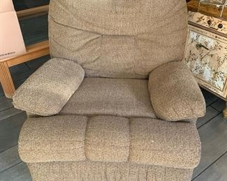 big comfy recliner