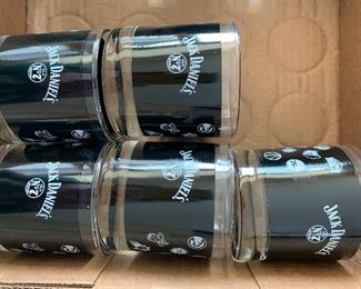 collectible nba jack daniels glasses