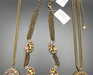 Antique-inspired boutique jewelry from Sweet Romance, 50% off all weekend!