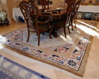 Another Chinese Cut Rug room size