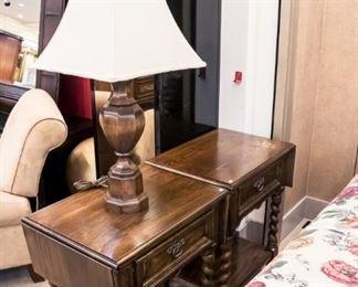Drexel nightstands!