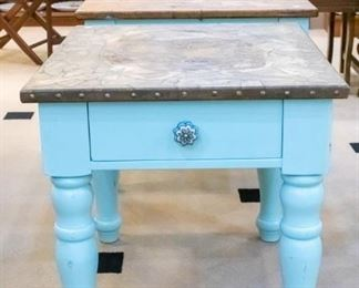 Broyhill all wood coffee tables.