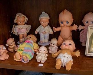 Kewpie Dolls!