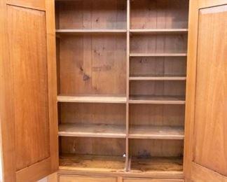 Breakdown - Look at all that storage!