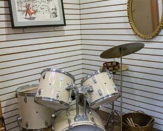 Jupiter Drum Set