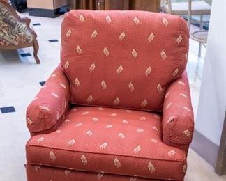 Henredon Custom Folio Collection Chair!