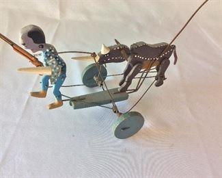 Zimbabwe Push Toys.