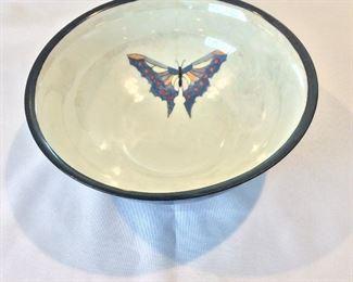 Butterfly Plate.