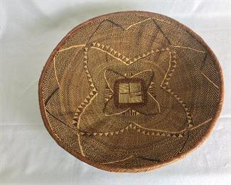 """Basket, 20"""" diameter."""