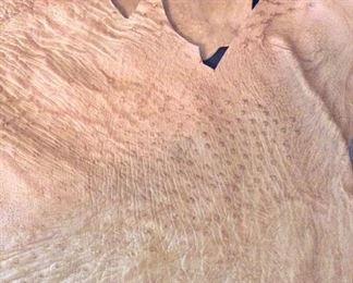 Ostrich Skin.