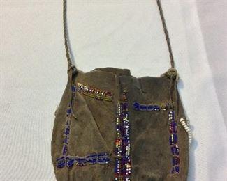 """San Bushman Bag, 23"""" L."""
