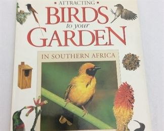 Attracting Birds to your Garden in Southern Africa.