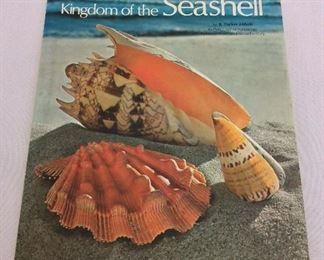 Kingdom of the Seashell by R. Tucker Abbott, Crown Publishers, 1972.