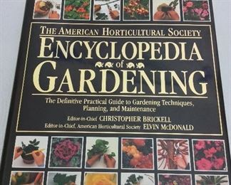 The American Horticultural Society Encyclopedia of Gardening.