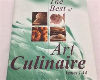 The Best of Art Culinary, Issues 1-14, 1999.