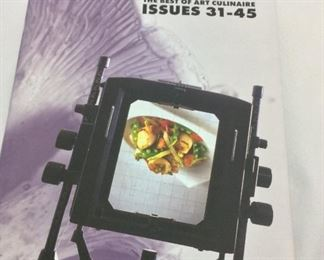 The Best of Art Culinary, Issues 31-45, 2004.