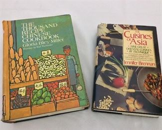 The Thousand Recipe Chinese Cookbook. The Cuisines of Asia.
