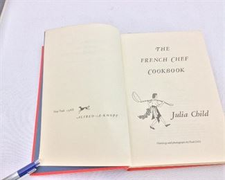 The French Chef Cookbook, Julia Child, Alfred A. Knopf, 1968.