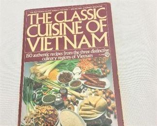 The Classic Cuisine of Vietnam.
