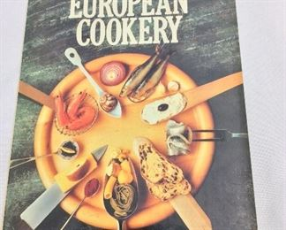 Jane Grigson's Book of European Cookery.