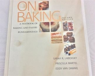 On Baking, A Textbook of Baking and Pastry Fundamentals.