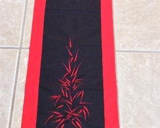 """Vietnam Silk Panel, 16"""" x 75""""."""