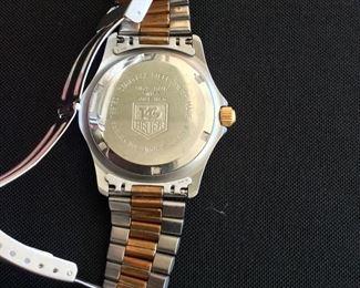 Men's Tag Heuer Wrist Watch.