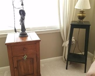 nightstand or side table cabinet $40