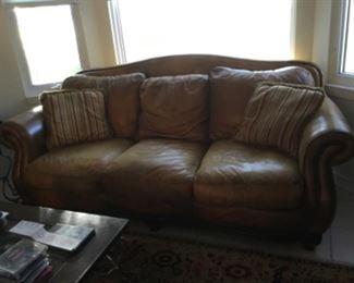 Haverty's loveseat & sofa