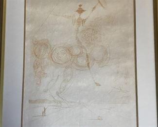 Dali Horseman