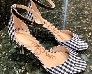 Designer shoes from Sam Edelman