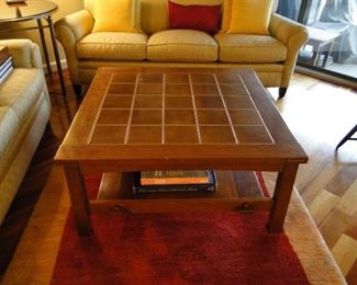Audi Stickley Coffee Table