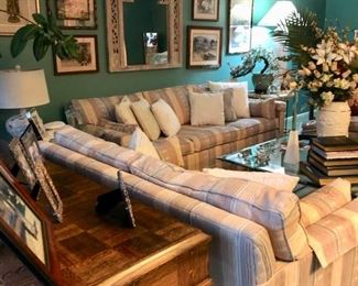 Living room furniture, sofas & tables & chairs