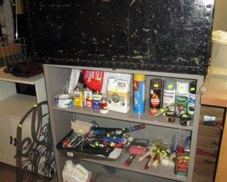 Garage: Trunk, Chems