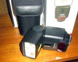 Living Room:  Canon Flash