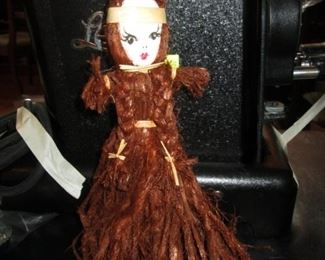 Dining Room:  Doll (Red  Wood Tree)