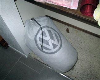 Hall Closet:  2000 VW Gulf Car Cover,