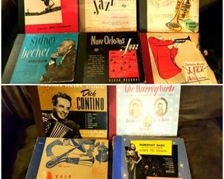 JAZZ box set albums featuring Columbia Records, & more!