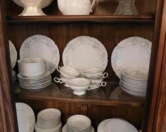 2 Sets of china
