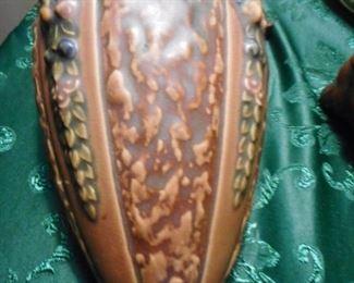 Vintage Roseville Florentine I Pocket Vase
