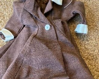 Vintage Ideal Miss Revlon Tagged Coat