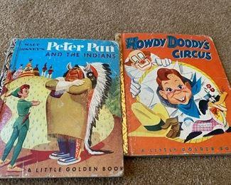 Vintage Little Golden Books