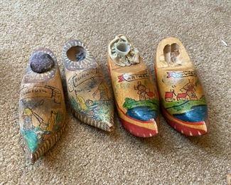 Dutch Pair Shoes