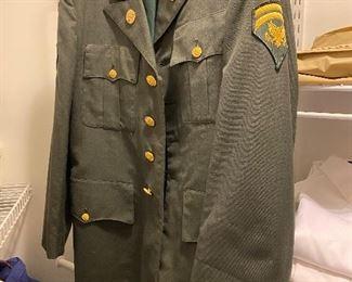 Vintage Vietnam Army Jacket
