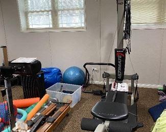 Ultimate Bowflex Machine