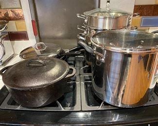 Lodge Bean Pot,Stainless Pasta Pot