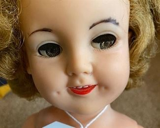 Ideal 21 inches Shirley Temple Doll