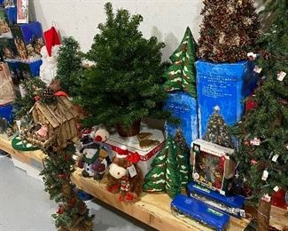 Christmas Variety of Trees