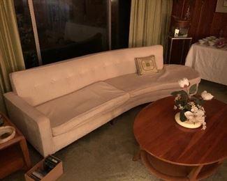 Wonderful Mid-Century Sofa